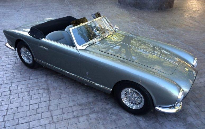 1954 Ferrari 250 Europa Pinin Farina Cabriolet