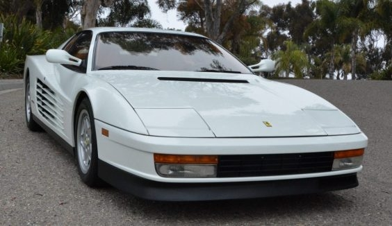 1989 Ferrari Testa Rossa