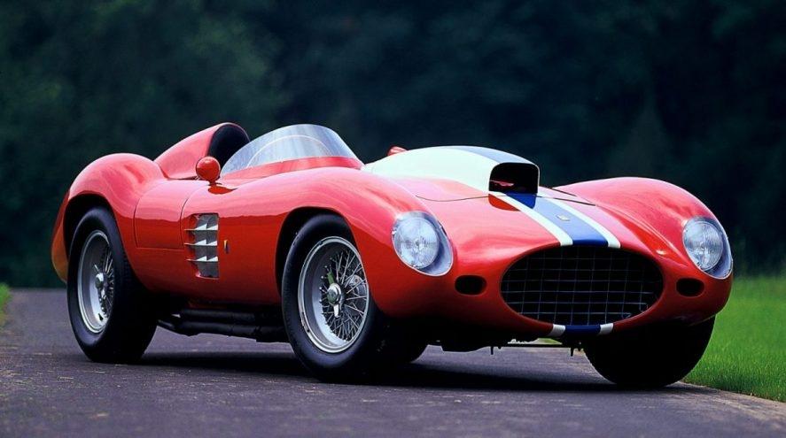 1955 Ferrari 410S