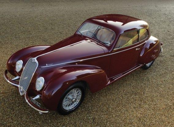 1939 Alfa-Romeo 6C/2500
