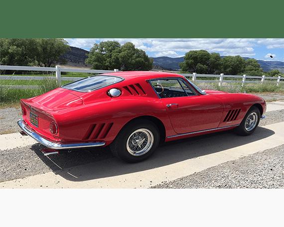1965 Ferrari 275 GTB Competizione Clienti